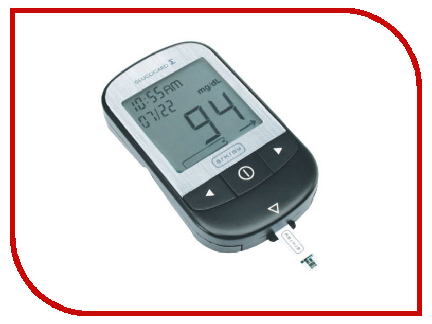 Глюкометр Arkray Глюкокард сигма
