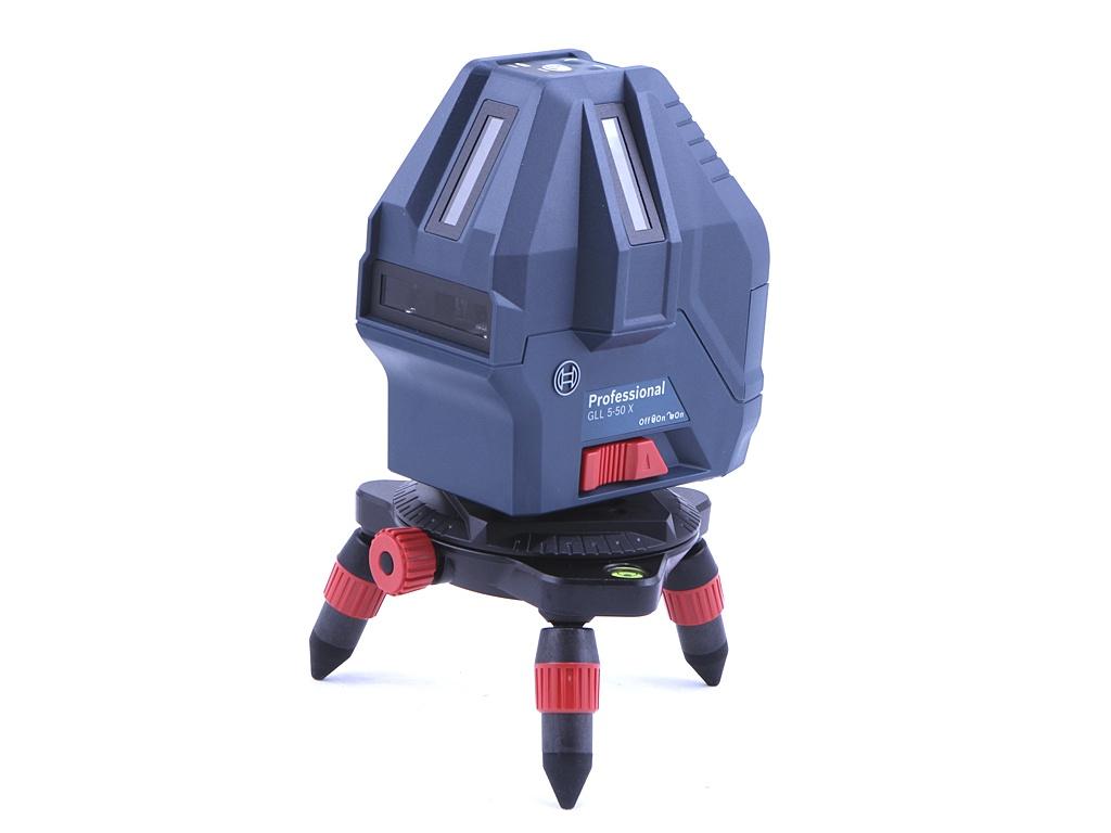 Нивелир Bosch GLL 5-50X + мини штатив 0601063N00
