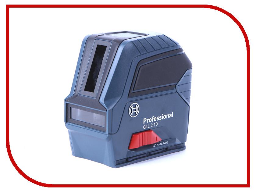 цена Нивелир Bosch GLL 2-10 Carton 0601063L00