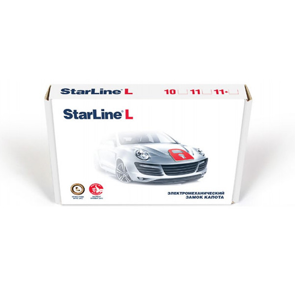 Блокиратор капота StarLine L11+ все цены