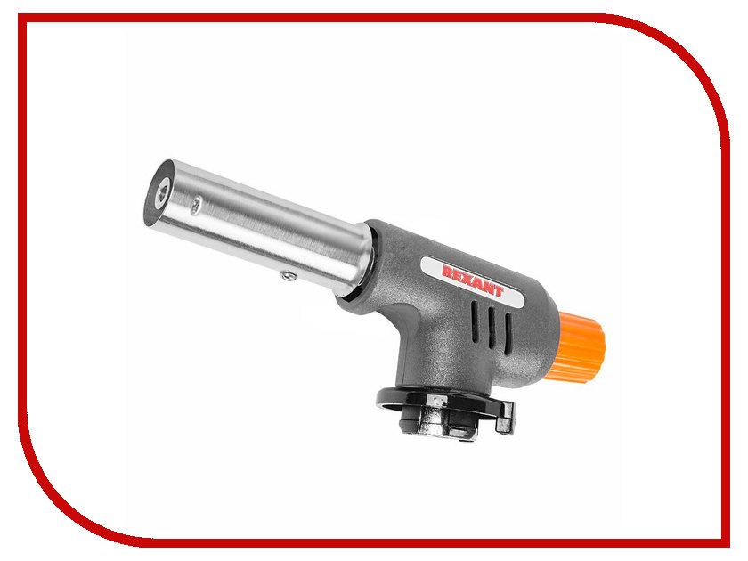Газовая горелка Rexant GT-19 12-0019 горелка rexant 12 0015 4