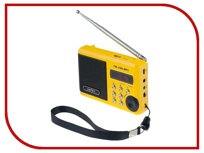Радиоприемник Perfeo PF-SV922YL Yellow<br>