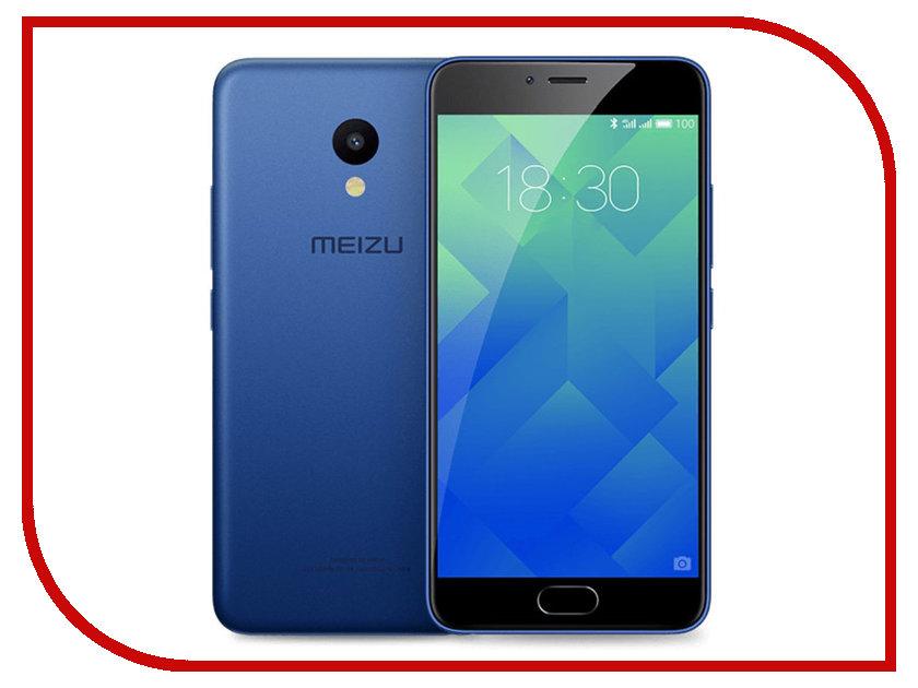 Сотовый телефон Meizu M5 16Gb Blue смартфон meizu m5 note m621h 16gb серый