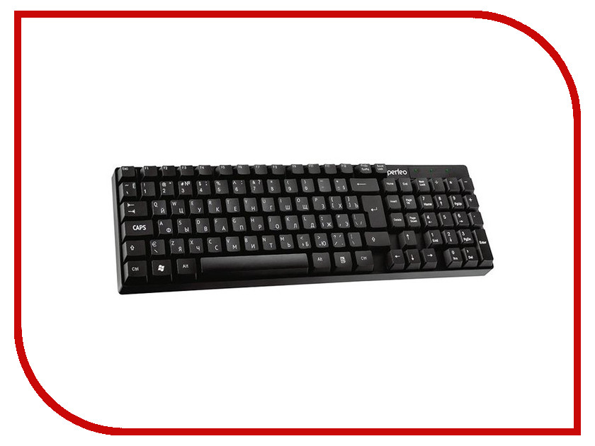 Клавиатура Perfeo Domino PF-8801 Black