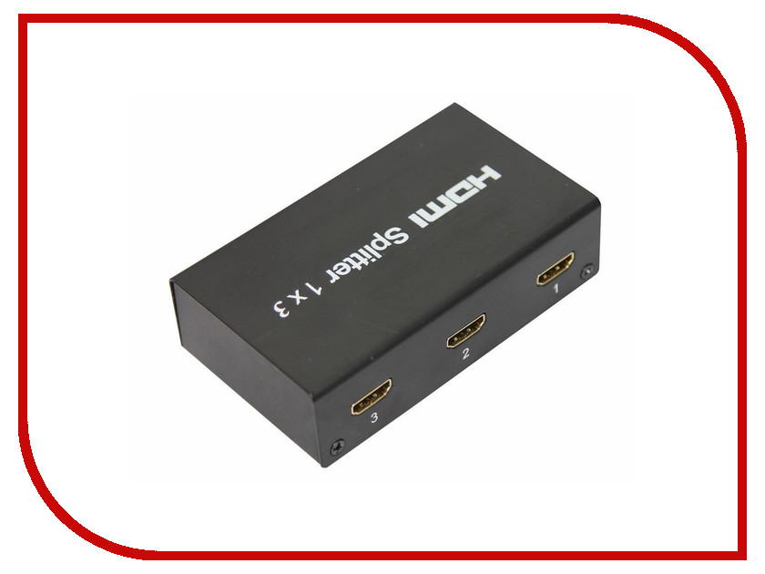 Сплиттер Rexant HDMI Splitter 1x3 17-6900