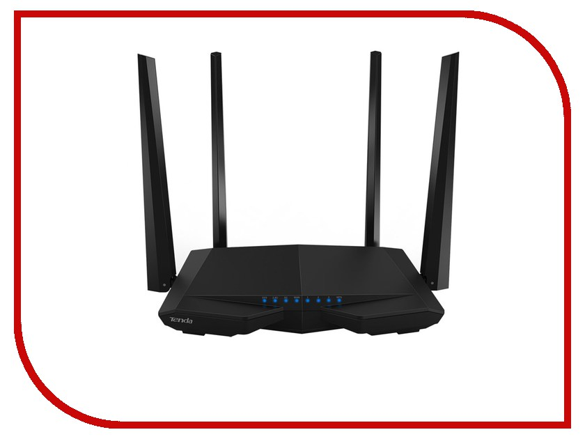 Wi-Fi роутер Tenda AC6 wi fi роутер tenda f300