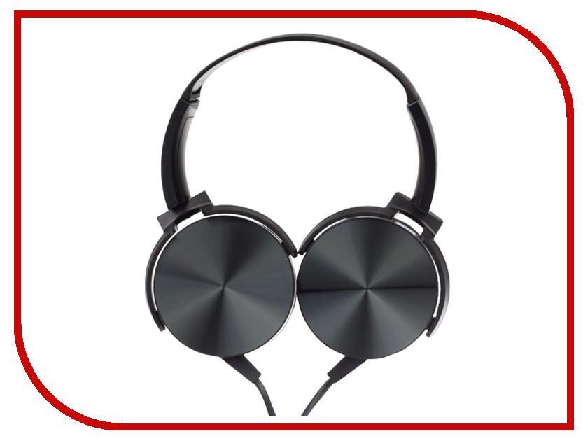 Наушники Perfeo Mash-Up Black PF-MUP-BLK
