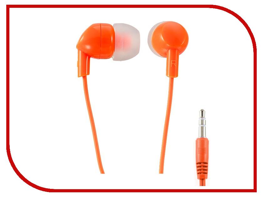 Наушники Perfeo Ipod Orange PF-IPD-ORG