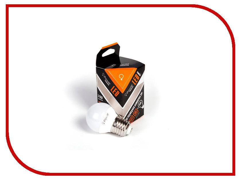 Лампочка iPower Premium 3W 2700K 250LM E27 IPPB3W2700KE27 1001960 лампочка ipower premium 5w 2700k 470lm e14 ippb5w2700ke14 1001958
