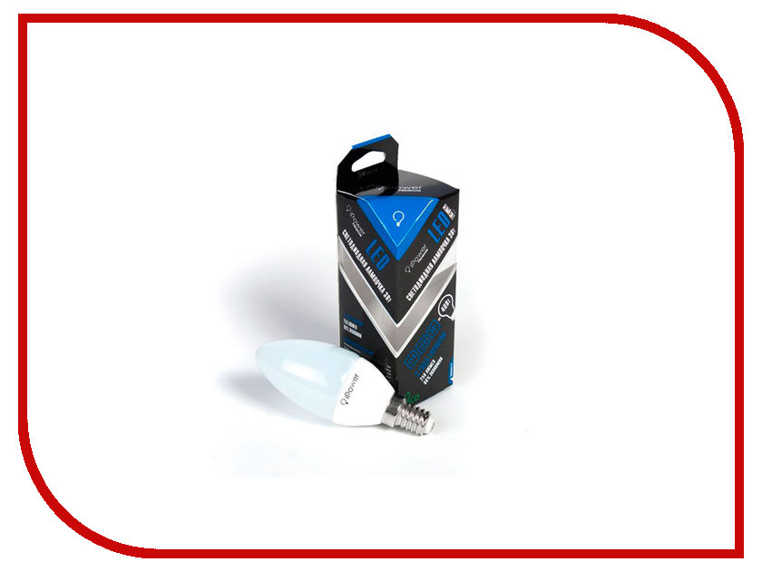 Лампочка iPower Premium 3W 4000K 250LM E14 IPPB3W4000KE14 1001957<br>