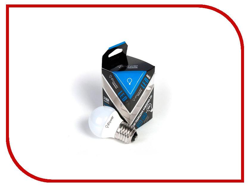 Лампочка iPower Premium 3W 4000K 250LM E27 IPPB3W4000KE27 1001961 лампочка ipower 9w 2700k 720lm e27 iphb9w2700ke27 1001952