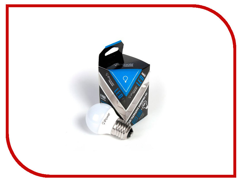 Лампочка iPower Premium 3W 4000K 250LM E27 IPPB3W4000KE27 1001961