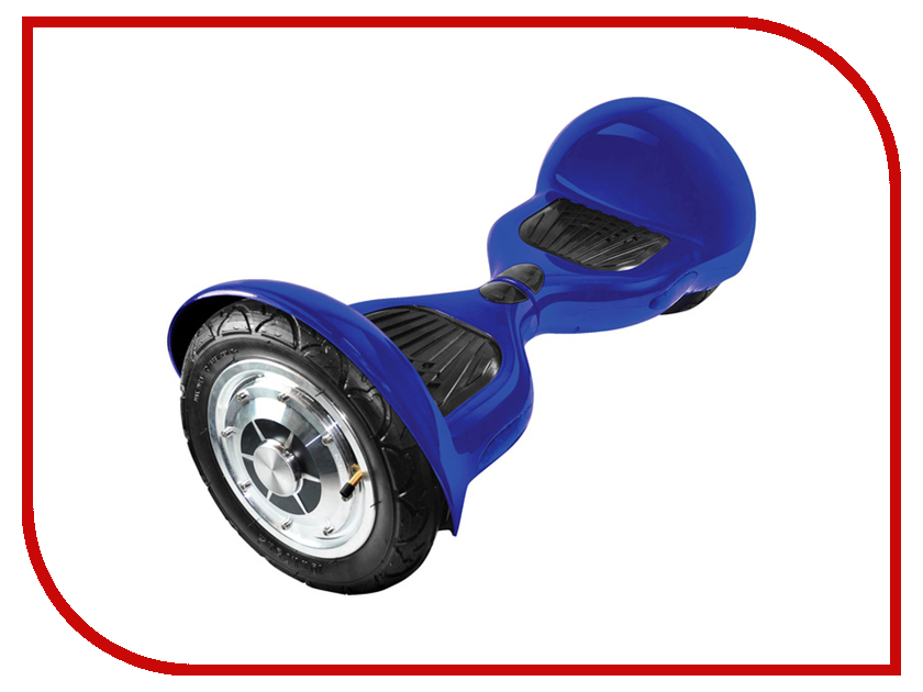 Гироцикл iconBIT Smart Scooter 10 Blue<br>