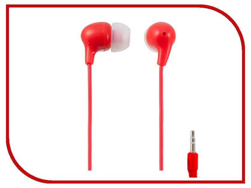 Наушники Perfeo Commas Red PF-CMS-RED