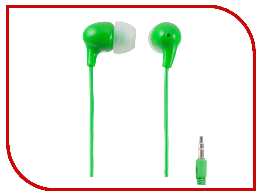 Perfeo Commas Green PF-CMS-GRN