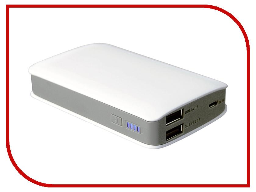 Аккумулятор iconBIT FTB6600PB 6600 mAh<br>