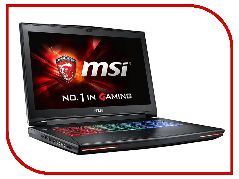 Ноутбук MSI GT72 6QE-1250RU Dominator Pro G 9S7-178211-1250 (Intel Core i7-6700HQ 2.6 GHz/16384Mb/1000Gb + 128Gb SSD/DVD-SM/nVidia GeForce GTX 980M 3072Mb/Wi-Fi/Bluetooth/Cam/17.3/Windows 10) msi pe60 6qe 084xru core