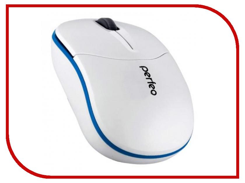 Мышь беспроводная Perfeo Bolid USB White PF-533-WOP-W