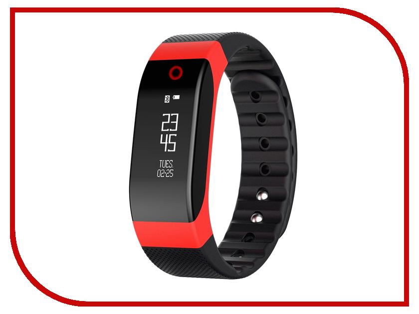все цены на Умный браслет SMA Coach SCH01 Red онлайн