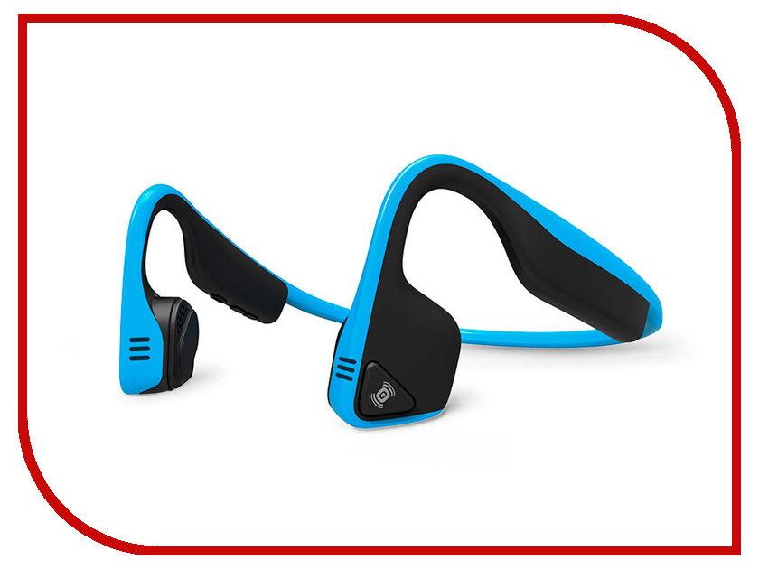 Гарнитура AfterShokz Trekz Titanium Ocean-Blue AS600OB aftershokz bluez 2s neon as500