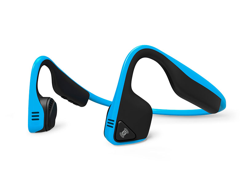Наушники AfterShokz Trekz Titanium Ocean-Blue AS600OB