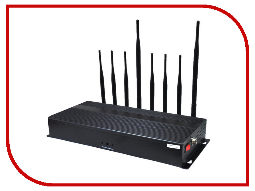 Подавитель сигнала i4Technology Blackhunter 800