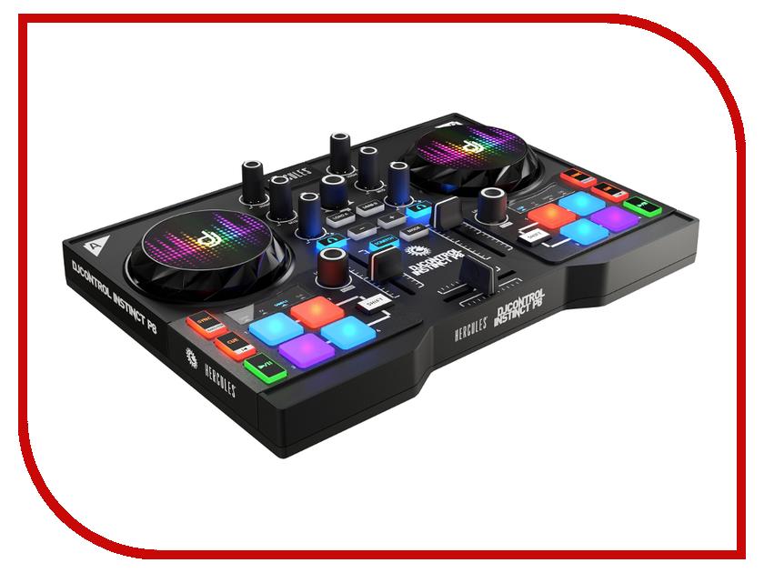 где купить Dj контроллер Hercules DJControl Instinct P8 4780861 по лучшей цене