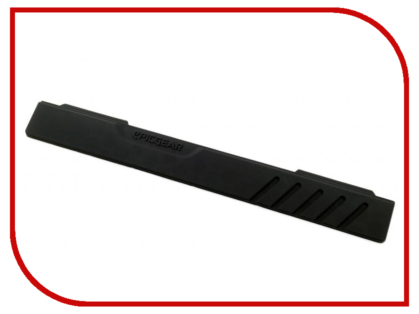 Гаджет EpicGear DeFiant Ergonomic Wrist-Rest EGKFB1-BBBA-AMSG подставка под ладони к клавиатуре