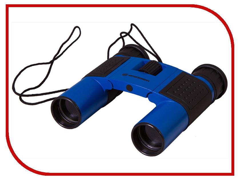 Бинокль Bresser Topas 10x25 Blue 69352 бинокль sturman 10x25 с термометром
