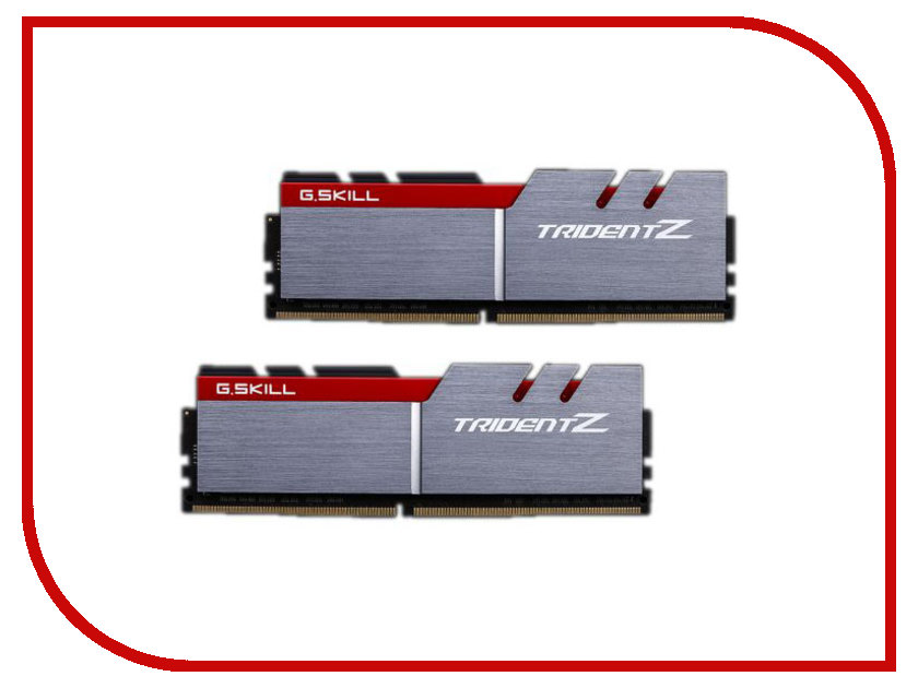 Модуль памяти G.Skill Trident Z F4-3000C15D-8GTZ<br>