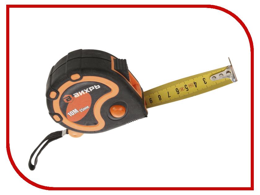 Рулетка Вихрь 10x25mm вихрь 84701