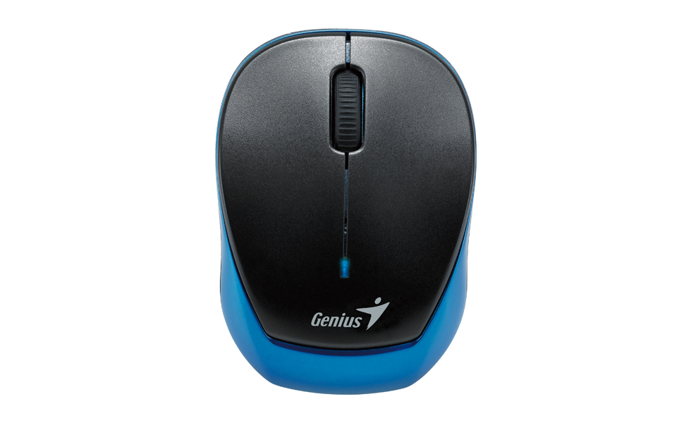 Мышь Genius Micro Traveler 9000R V3 USB Blue-Black
