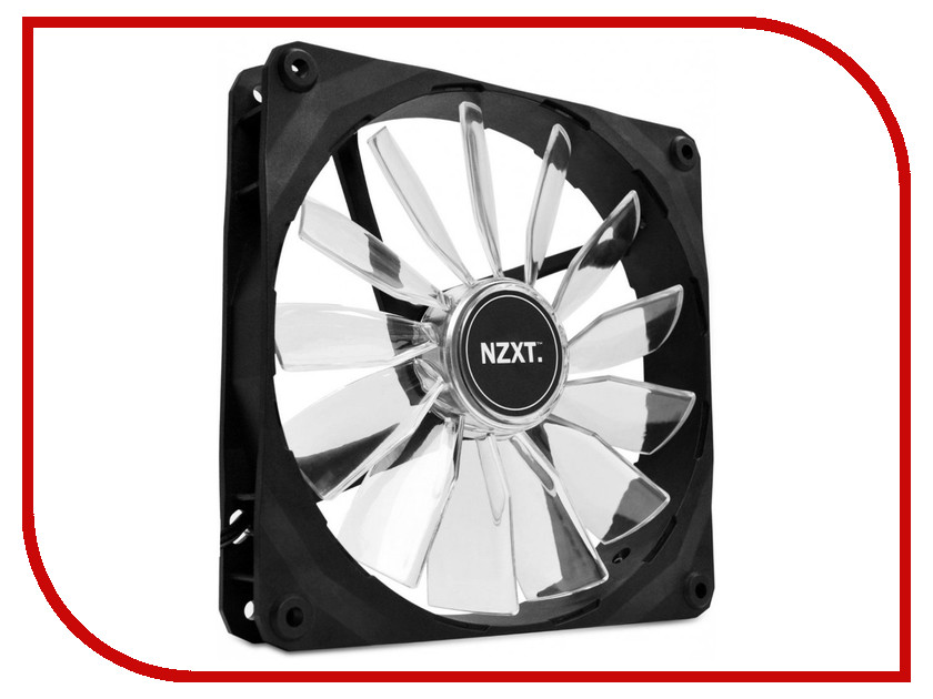 Вентилятор NZXT RF-FZ140-W1 ca h442w w1 nzxt
