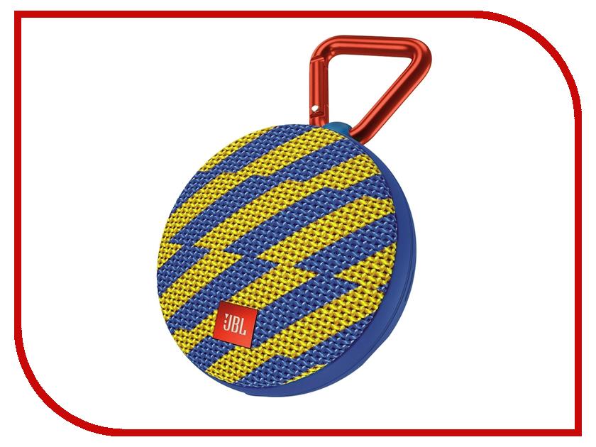 Колонка JBL Clip 2 Special Edition Zap