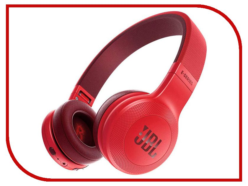 JBL E45BT Red jbl e45bt black jble45btblk