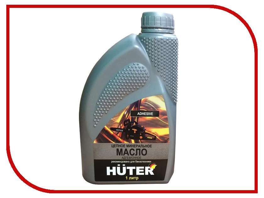 Масло Huter 80W90 1L цепное масло fubag super chain 1l 838268