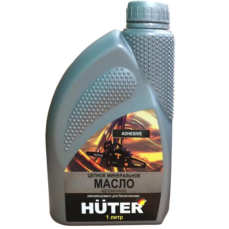 Масло Huter 80W90 1L цепное
