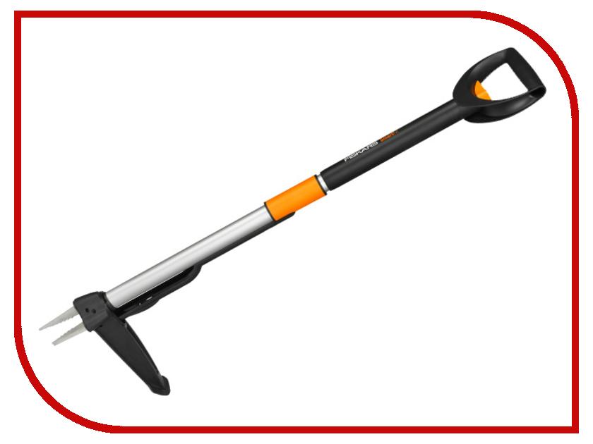 Садовый инструмент Удалитель сорняков Fiskars SmartFit 1020125 садовый инструмент fiskars solid 1001601