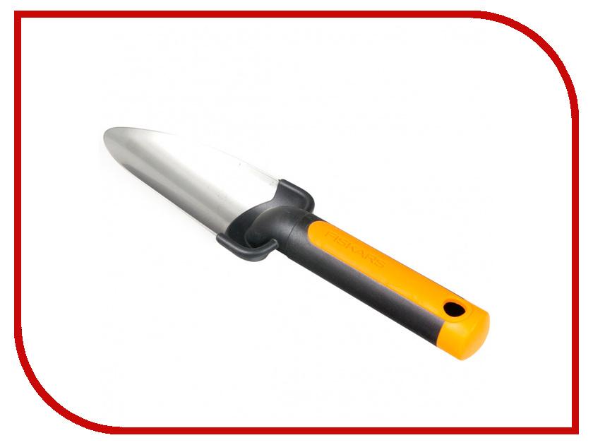 Садовый инструмент Совок для рассады Fiskars 137210 садовый совок truper gtl sh 15032