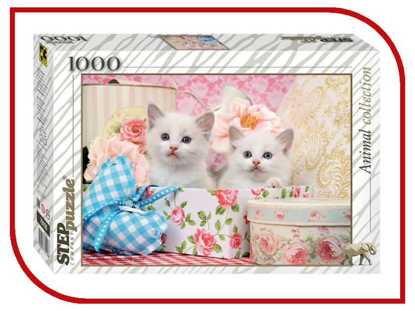 Пазл Step Puzzle Котята 79100 свикс бокс котята