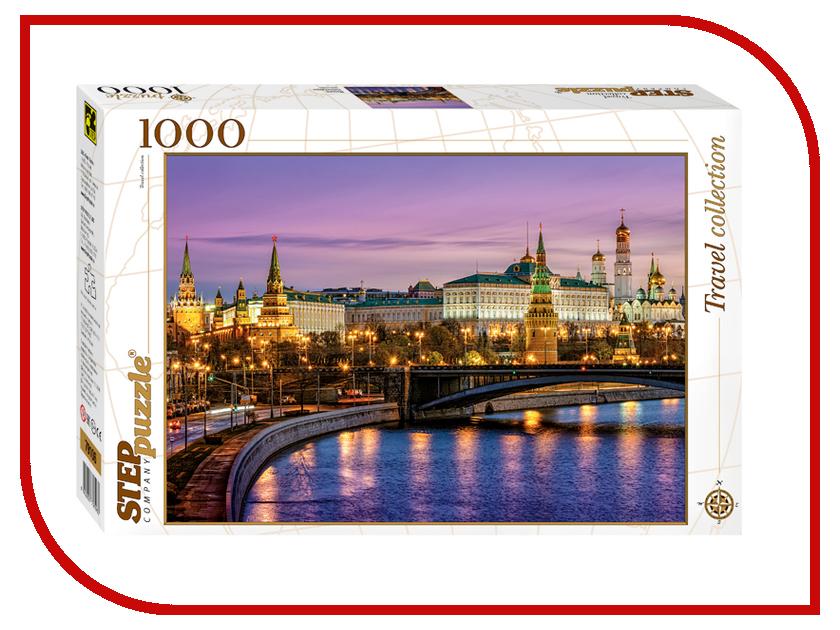 Пазл Step Puzzle Москва. Набережная 79106 puzzle 1000 москва коллаж 10380