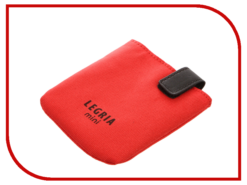 Canon Video Case 0040x046 Red для Legria Mini