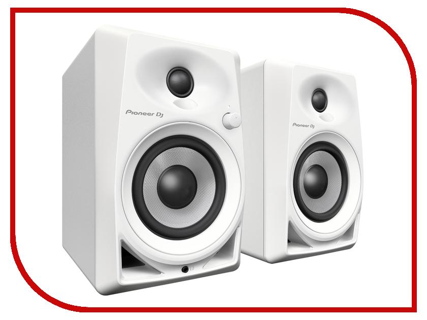 Колонка Pioneer DM-40 (2шт) White колонка pioneer dm 40 2шт white