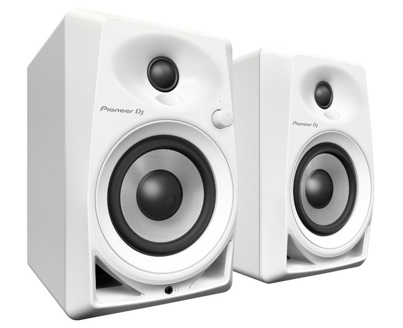 Колонка Pioneer DM-40 (2шт) White