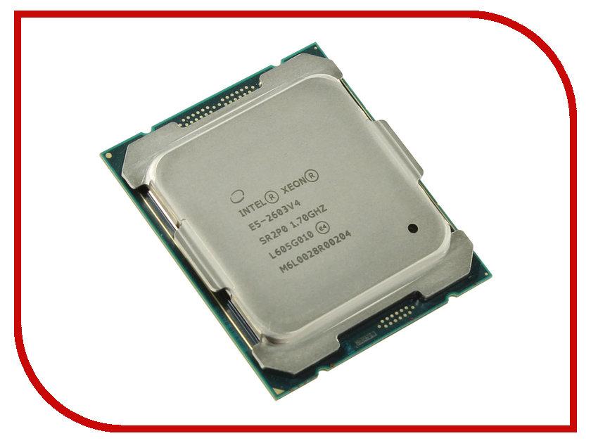 Процессор Intel Xeon E5-2603V4 Broadwell-EP (1700MHz/LGA2011-3/L3 15360Kb)