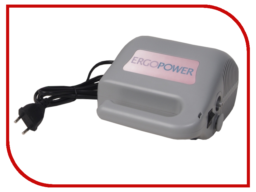 Ингалятор Ergopower ER-402 Grey<br>
