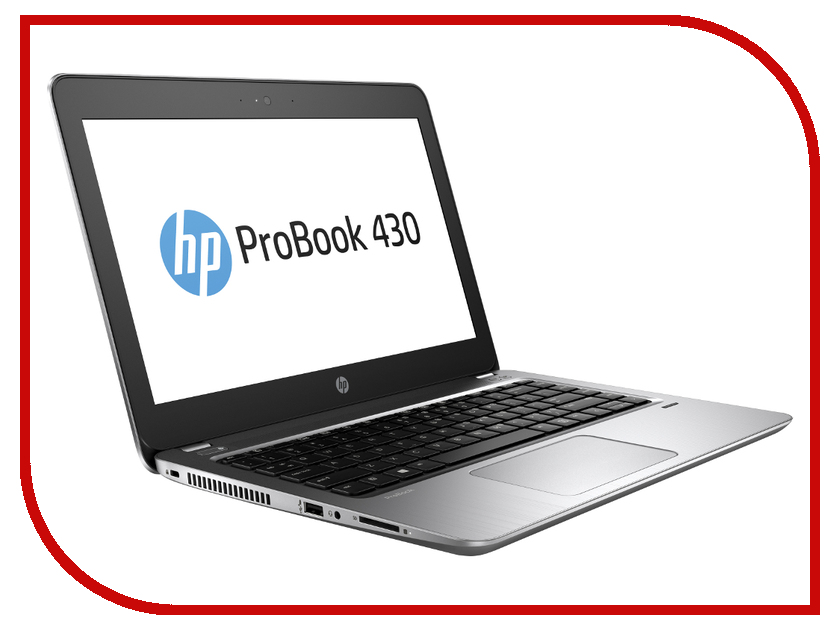 Ноутбук HP ProBook 430 G4 Y7Z27EA (Intel Core i3-7100U 2.4 GHz/4096Mb/128Gb SSD/No ODD/Intel HD Graphics/Wi-Fi/Bluetooth/Cam/13.3/1920x1080/Windows 10 64-bit) hewlett packard hp лазерный мфу печать копирование сканирование
