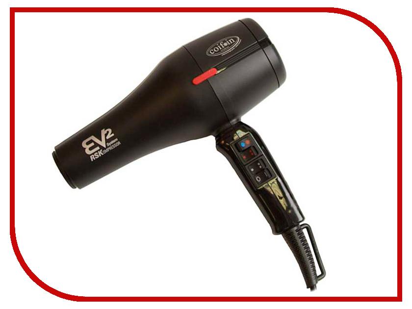 Фен Coifin EVBX5 R Black 03125 фен coifin nexus ne1 h ionic 03110
