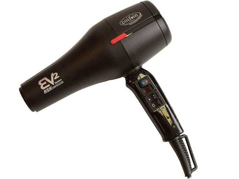 цена на Фен Coifin EV2 EVBX2R Black 03125