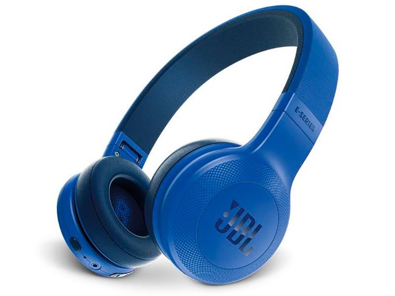 Наушники JBL E45BT Blue JBLE45BTBLU